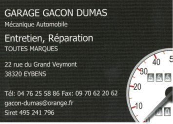 Garage Gacon